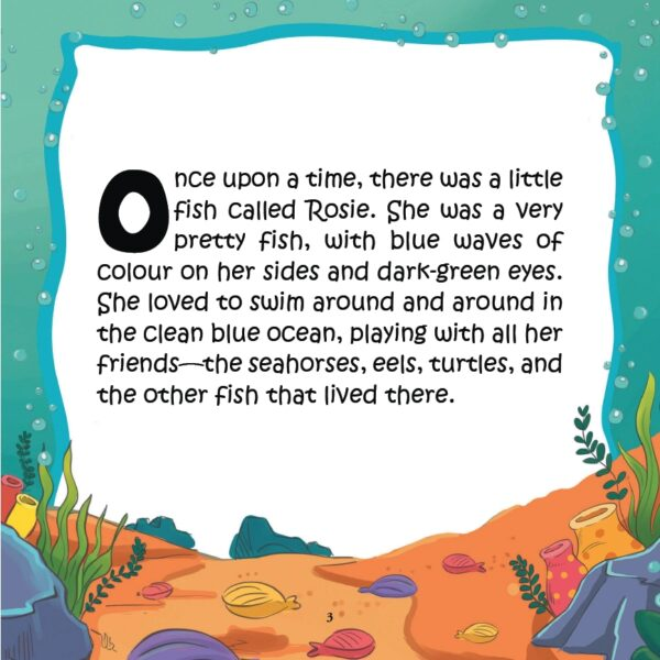 Rosie the Little Fish That Got Away - page 3