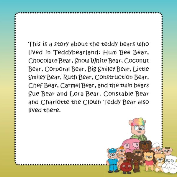 TeddyBearLand page 7