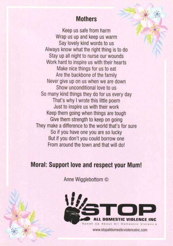 Mothers - Poem